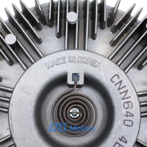 Cooling Fan Clutch 96-16 Chevrolet GMC Isuzu 4.3L 4.8L 5.0L 5.3L 5.7L 6.0L 8.1L