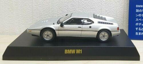 1//64 Kyosho BMW M1 SILVER diecast car model