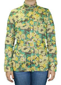 CUSTO-BARCELONA-Women-039-s-Burjack-Jamaica-Floral-Jacket-392364-276-NWT