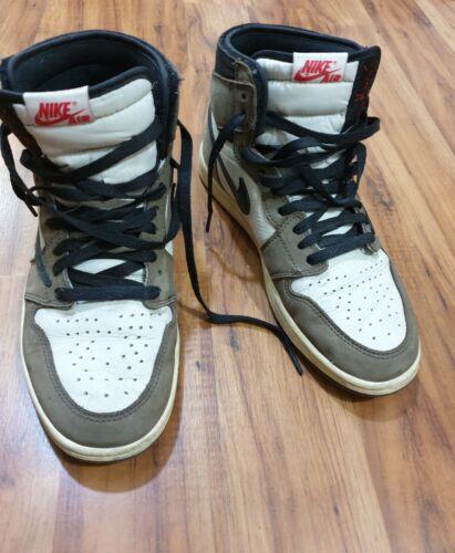 Jordan 1 Retro High Travis Scott US 9