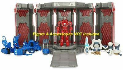 2020 Disney Toybox Marvel Legends IRON MAN HALL OF ARMOR *Figures NOT Included*