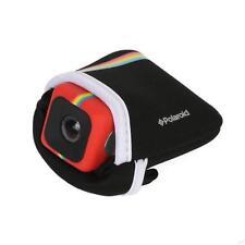 Polaroid Neoprene Pouch for The Polaroid Cube, Cube+ Action Camera - Black