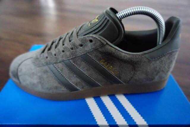 princesa Disfraces medallista  adidas Gazelle BB2754 Mens Trainer Shoes, Size UK 6 - Grey for sale online  | eBay