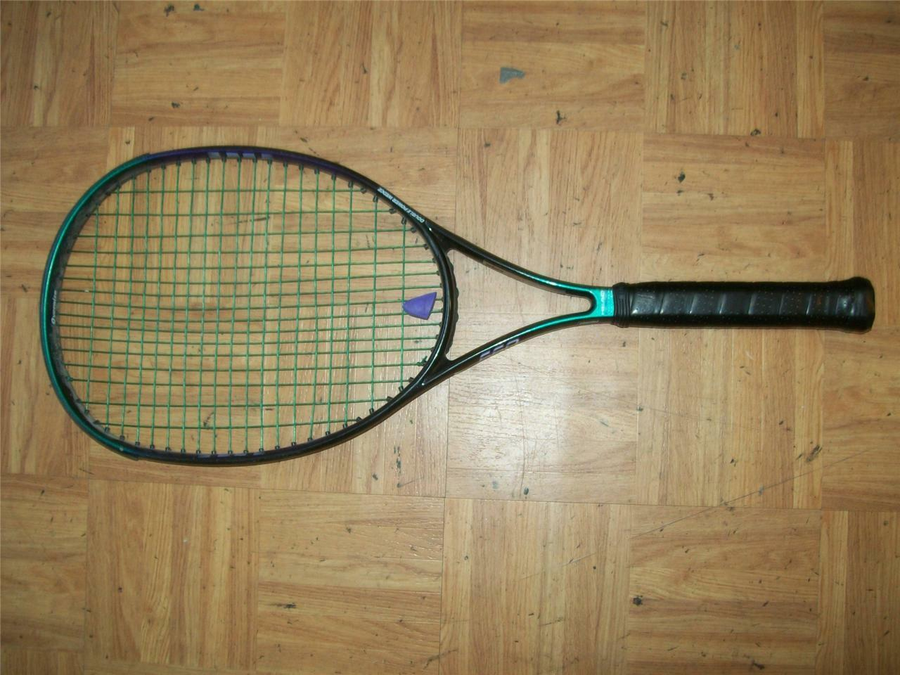 Cabeza Atlantis 660 Midplus 102 4 3 8 Grip Tenis Raqueta