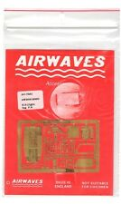 Airwaves Accessories 1:72 E.E. Lightning F.6 Photoetch Detail AW2081MMD AC7281