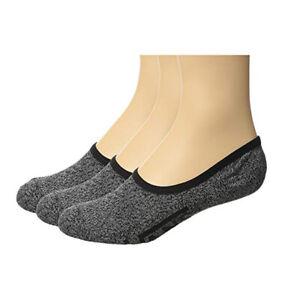 Vans-OTW-034-Classic-Super-No-Show-034-Socks-3-Pack-Black-Heather-Unisex-Sock-Pack