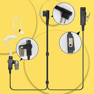 Earpiece Headset For Motorola RMU2080 RMV2080 RDU2080D RDV2080D Portable Radio