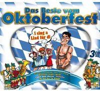 Various Artists - Das Beste Vom Oktoberfest [new Cd] Germany - Import on sale