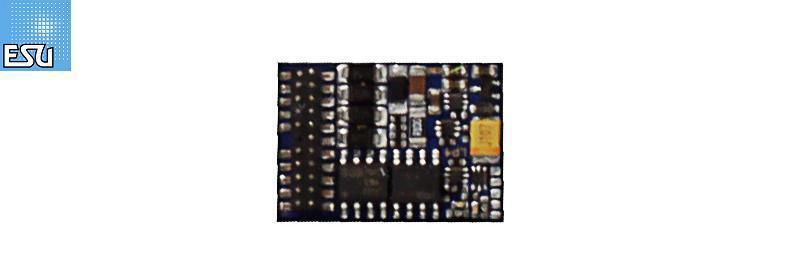 ESU 64617 LokPilot V4.0 M4 Multiprotokoll MM DCC DCC DCC SX M4 PluX22 NEM658 - NEU  OVP 5e7019