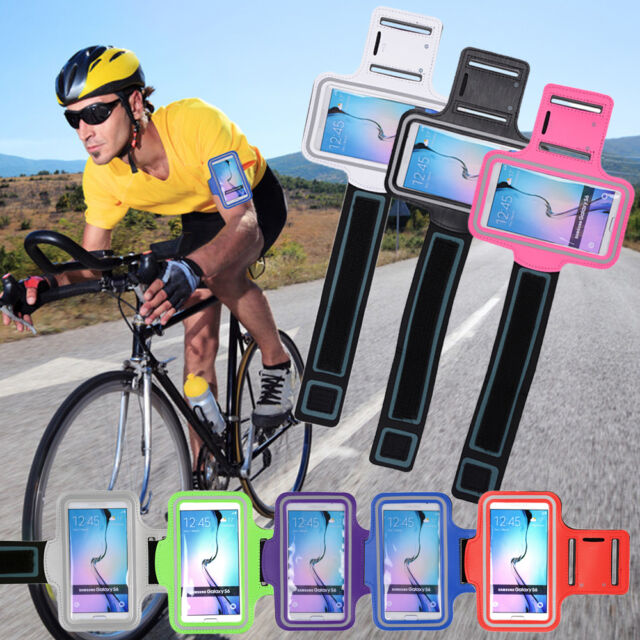 Premium Running Jogging Sports GYM Armband Case Holder for Samsung Galaxy S5 S6