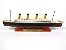 RMS TITANIC Transatlantic Boat 1:1250  Editions Atlas MODEL 01