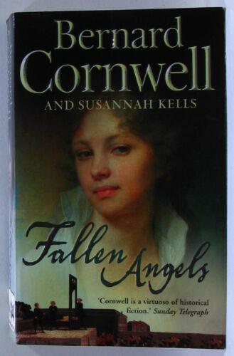 1 of 1 - #A^4, Bernard Cornwell;Susannah Kells FALLEN ANGELS, SC GC