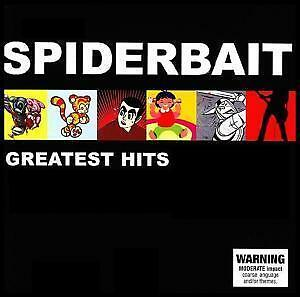 SPIDERBAIT-Greatest-Hits-CD-BRAND-NEW-Best-Of