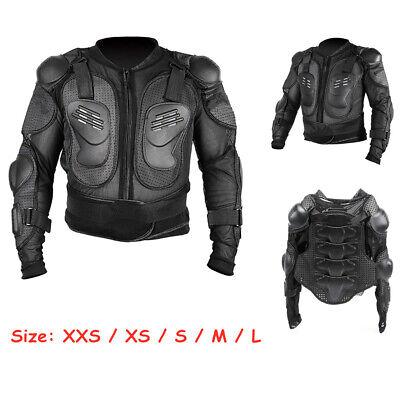 S HWK Motorcycle Jacket Full Body Armor Motocross ATV MTB Dirt Bike Skating Tactical Protective Gear