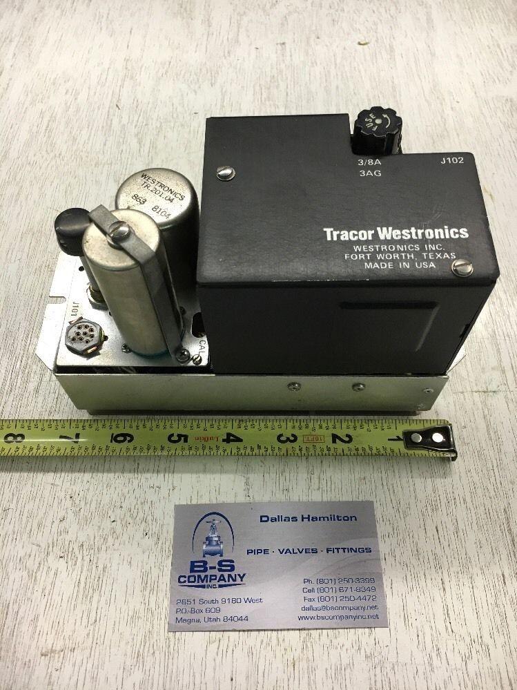 Tracor Westronics Model  25920L-60