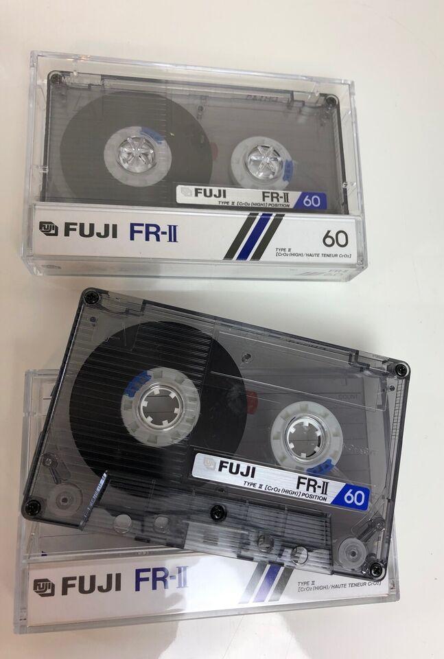 Tilbehør, FUJI, FR II