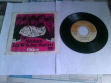 "Moody Blues Nights In White Satin 1968 Germany Pic Slv + ""Whites"" Label Misprint"