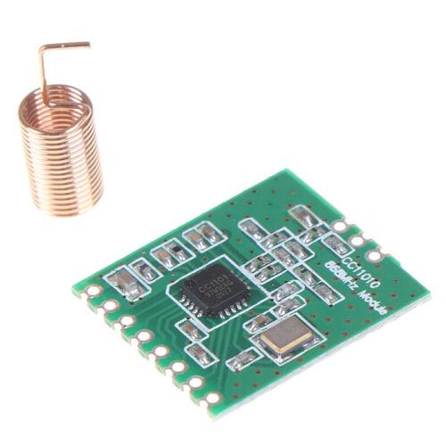 CC1101 Funkmodul-Fernübertragungsantenne 868 MHz SPI-SchnittstelleY M4W