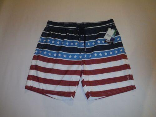 Pull On Men/'s Shorts size XL TRINITY Multi Color Elastic drawstring waist Polye
