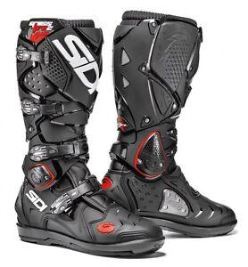 Sidi-Off-Road-Cross-Enduro-Boots-Moto-Crossfire-2-Srs-Black-Taille-40-48