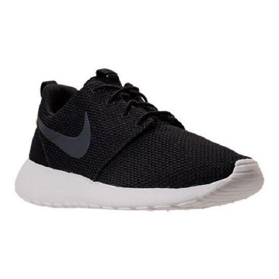 Uomo Nike Roshe One Lifestyle Shoes Nero/Sail-Anthracite NIB NIB Nero/Sail-Anthracite 8-12 511881-010 41ebc0