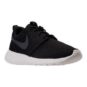 Men's Nike Roshe One Lifestyle Shoes Black/Sail-Anthracite NIB 8-12 511881-010