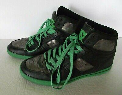 Osiris Mens High Top Tennis Shoes Size