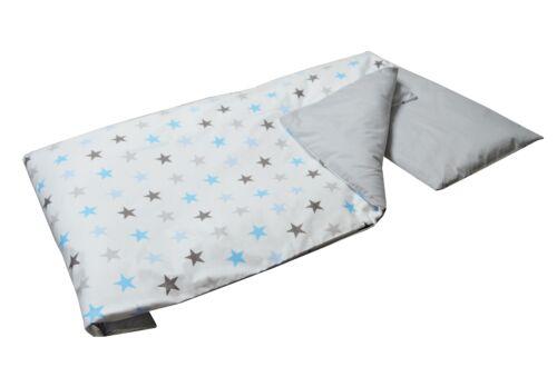 Étoiles roses//ROSE CLAIR Plus Baby Bedding Set Fit pour bébé 120x60cm ou pour lit bébé 140x70