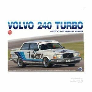 Nunu Beemax NunuPN24013 Volvo 240 Turbo ETCC Hockenheim Winner 86 1/24