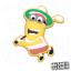 MINIONS-Schuh-Pins-Crocs-Clogs-Disney-Schuhpins-Basteln-Batman-jibbitz Indexbild 21