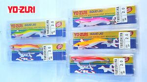 5-x-YO-ZURI-YAKUSHIMA-2-0-SQUID-JIG-7-GRAMMI-POLIPO-TOTANARE-TOTANARA-EGI