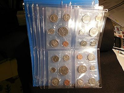 #7 SUPERIOR  88  POCKET PAGE  COIN HOLDERS  DIMES /& CENTS pkg of 5