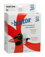 CanDo 10-5166 Be-Better Rehab Kit Shoulder Health Aids