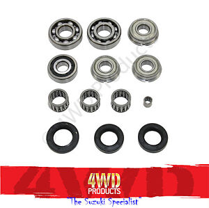 Transfer-Case-Overhaul-kit-Suzuki-LJ50-039-2-stroke-039-74-77-LJ80-LJ81-F8A-78-81