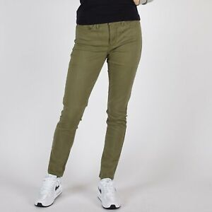 Levi-039-s-311-Shaping-Skinny-Super-Soft-Kalamata-Olive-Damen-Jeans-28-30