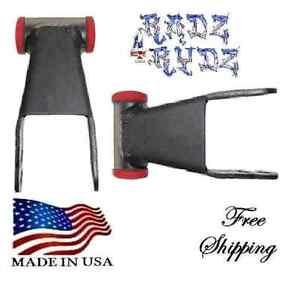 Chevy Lowering Shackles ... Silverado-Sierra-1500HD-2500HD-3500HD-3-034-Drop-Lowering-Shackles-Kit