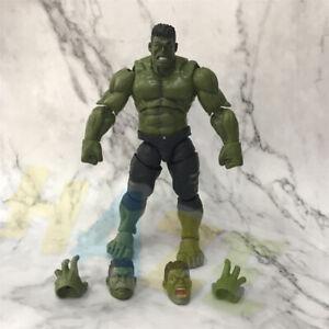 Anime-The-Avengers-Hulk-8-034-PVC-AKTION-FIGUR-STATUE-MODELL-Spielzeug-in-Box-Sammlung