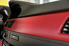 Carbon fiber vinyl car wrap sticker decal + free DIY tools choose color & size