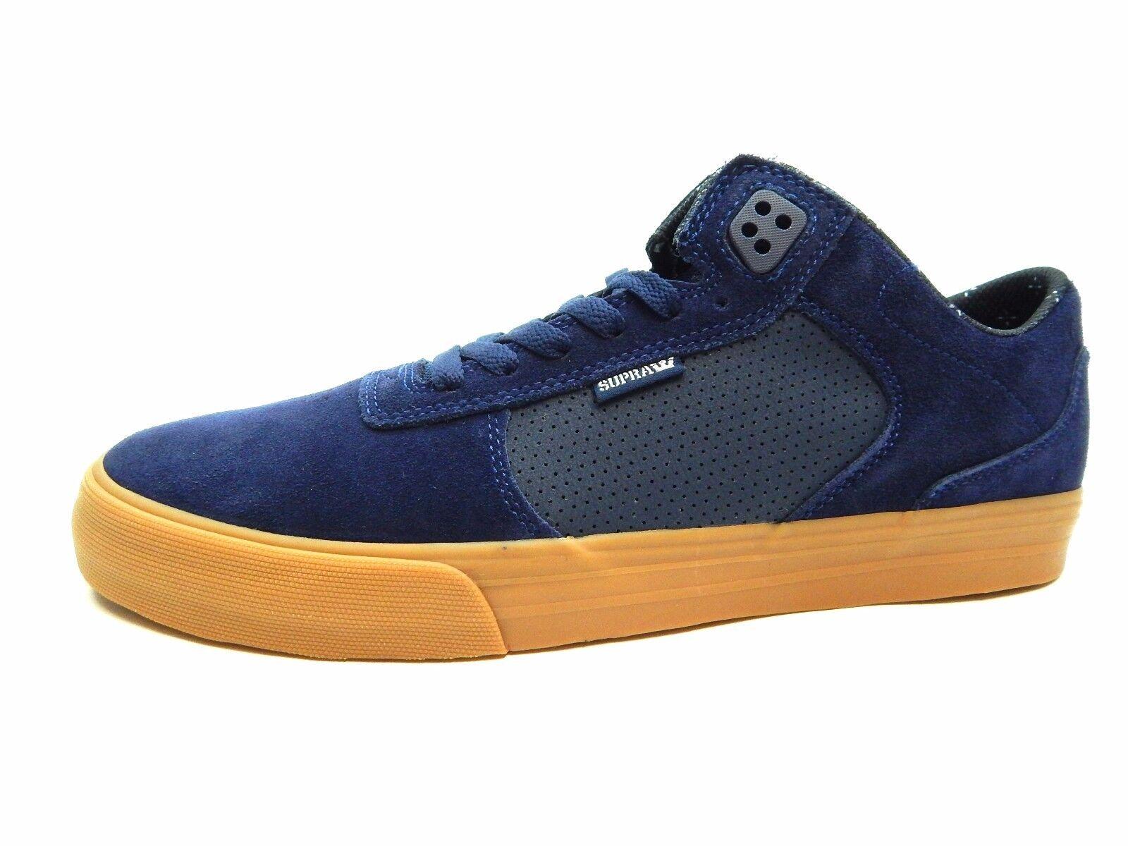 SUPRA ELLINGTON VULC NAVY GUM MEN zapatos