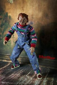 1 6 mivi thriller play child s play chucky charles lee ray action