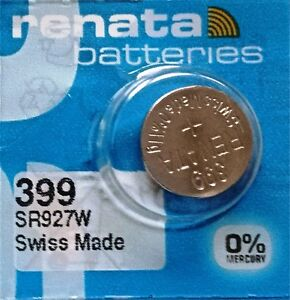 399-RENATA-SR927W-Watch-Battery-Authorized-Seller-Free-Shipping