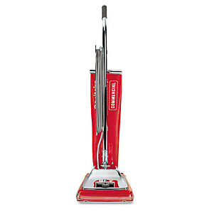 Electrolux Sanitaire Quickclean SC886 - Red - Upright Cleaner