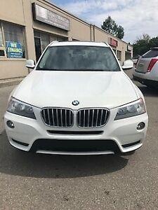 2013 BMW X3 AWD 4dr 28i