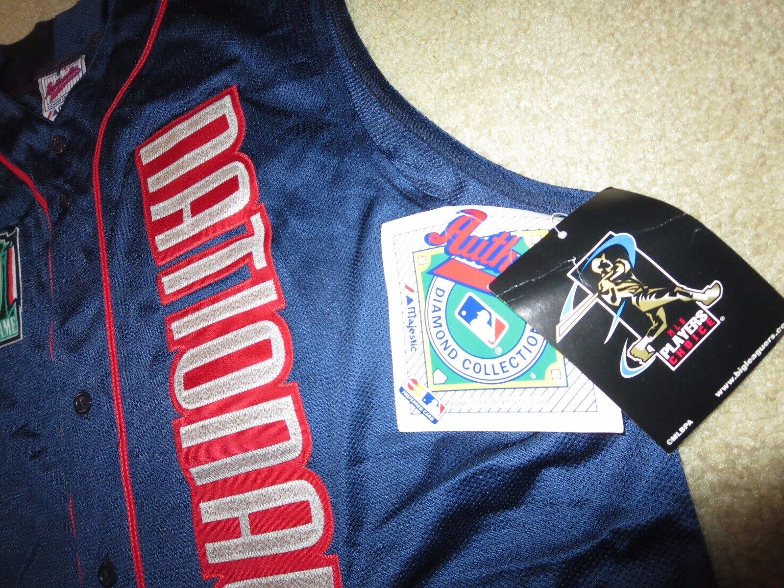 Mark Spiel Mcgwire 1999 All Star Spiel Mark st Louis Cardinals MLB Trikot 2XL 2X Neu dbe26c