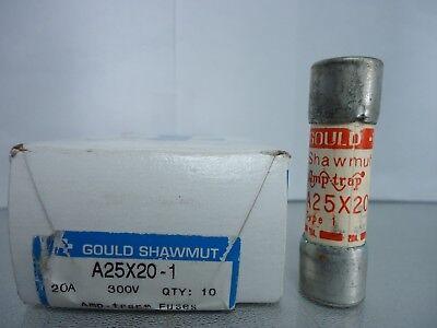 Shawmut TR20R Fuses NEW!!