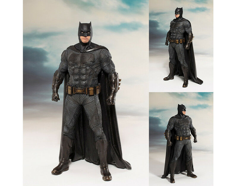 Liga De La Justicia Estatua De Batman ArtFX + Película