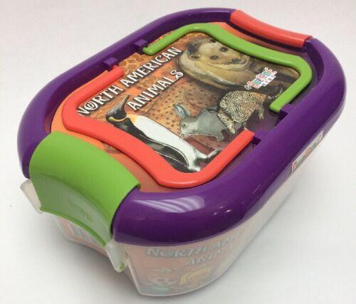 New 30 PCS Set Chiffres bath toys Safari North American animaux jouets éducatifs