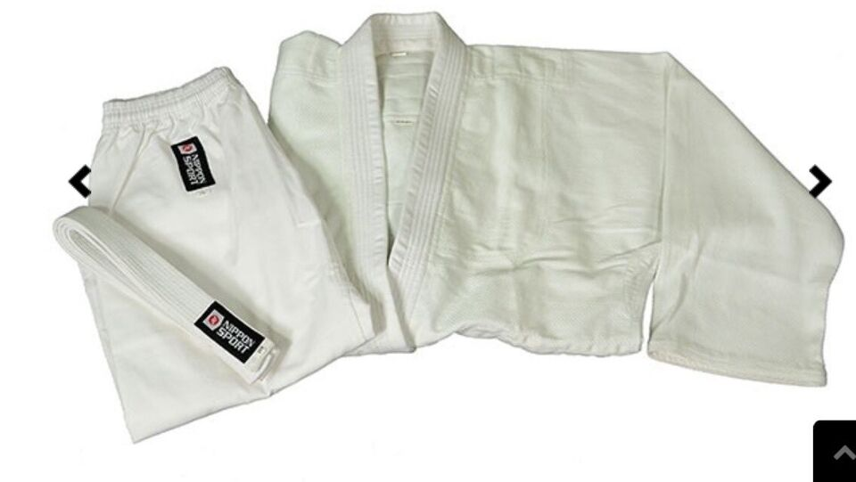 Judoudstyr, Judo uniform, NIPPON