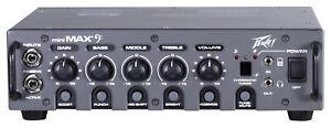 Peavey-MiniMAX-600-Watt-Mini-Bass-Amp-Head