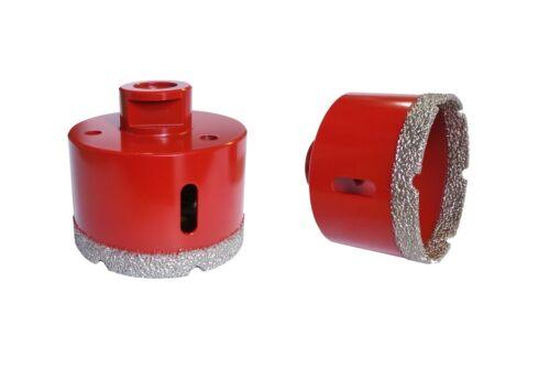 Diamond Holesaw 8mm-68mm Ceramic Morcelain Marble Granite Tile Cutter drill M14
